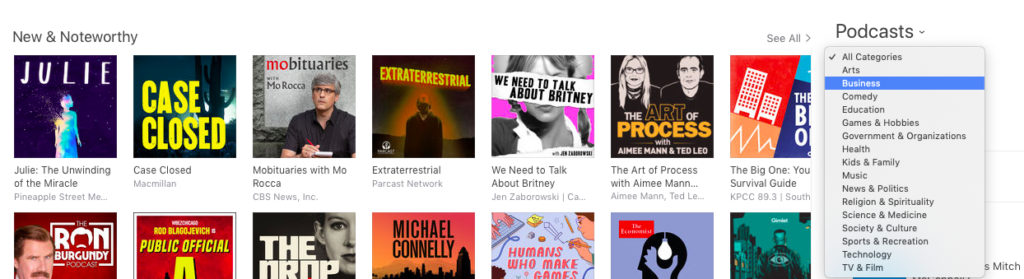 How to Get Featured and Interviewed on the Top Podcasts in Your
